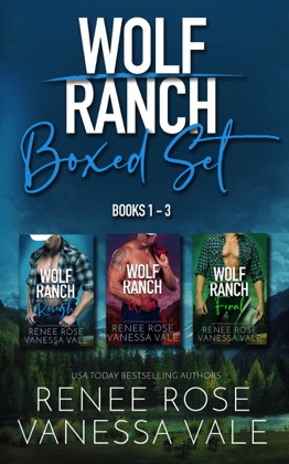 Wolf Ranch Books 1-3