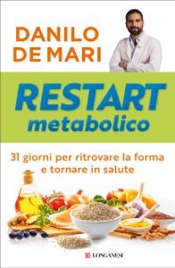 Restart metabolico da Danilo De Mari Copertina del libro