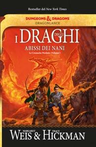 I draghi degli abissi dei nani Book Cover