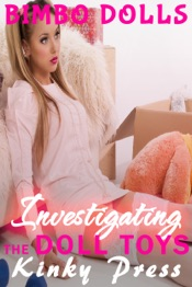 Download and Read Online Investigating the Doll Toys