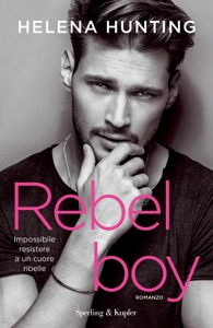 Rebel boy Book Cover
