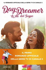 Daydreamer - Le ali del sogno Book Cover