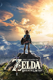 The Legend of Zelda Breath of the Wild - Official Companion Guide