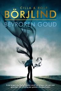 Bevroren goud Door Cilla Börjlind Boekomslag