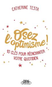 Osez l'optimisme ! La couverture du livre martien