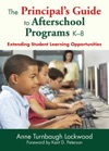 The Principals Guide To Afterschool Programs K-8