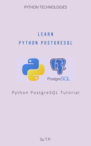 Learn Python PostgreSQL Copertina del libro