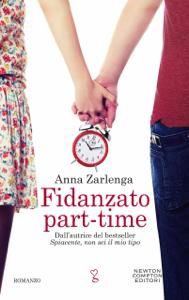 Fidanzato part-time Copertina del libro