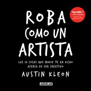 Roba como un artista Book Cover
