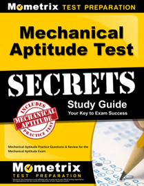 Mechanical Aptitude Test Secrets Study Guide
