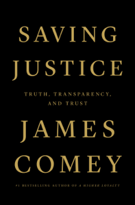 Saving Justice Book Cover