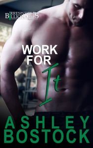 Work For It Book Cover