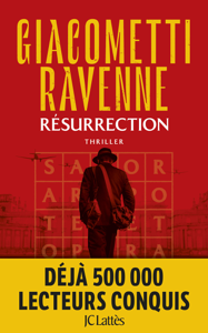 Résurrection Couverture de livre