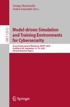 Model-driven Simulation And Training Environments For Cybersecurity