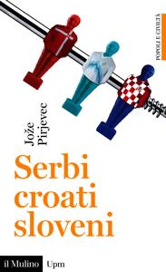 Serbi, croati, sloveni Copertina del libro
