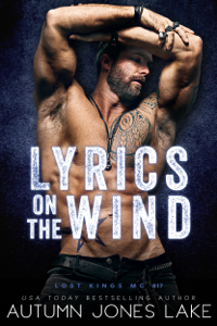 Lyrics on the Wind Book Cover