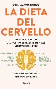 La dieta del cervello Book Cover