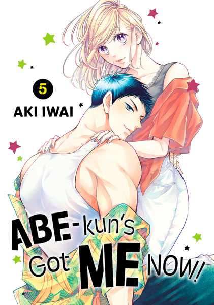 Abe-kun's Got Me Now! Volume 5