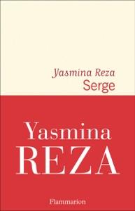 Serge par Yasmina Reza Couverture de livre
