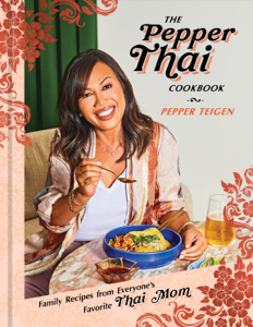 The Pepper Thai Cookbook Book Cover