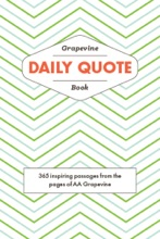 The Grapevine Daily Quote Book