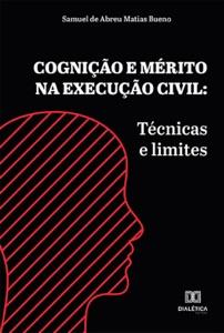 Cognição e mérito na execução civil Book Cover
