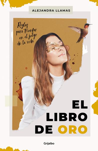 El libro de oro por Alejandra Llamas