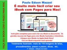 É muito mais fácil criar seu iBook com Pages para Mac