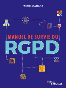 Manuel de survie du RGPD Couverture de livre