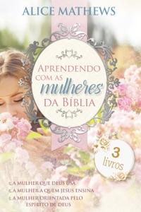 Aprendendo com as mulheres da Bíblia Book Cover
