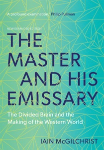 The Master and His Emissary Door Iain McGilchrist Boekomslag