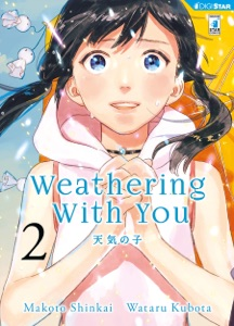 Weathering With You 2 Book Cover