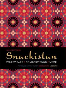 Snackistan Libro Cover