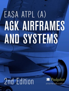 EASA ATPL AGK Systems 2020 Book Cover