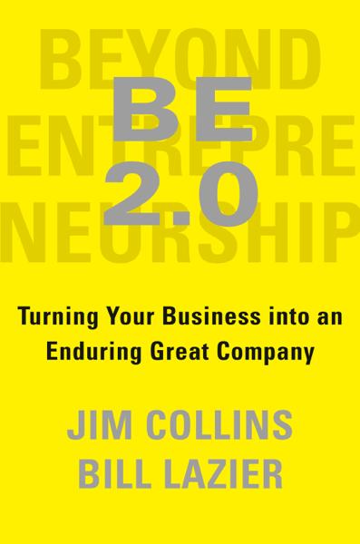 BE 2.0 (Beyond Entrepreneurship 2.0)