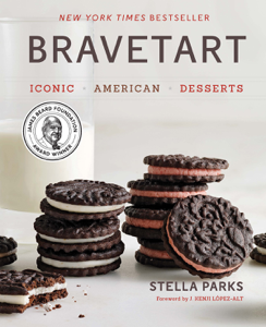 BraveTart: Iconic American Desserts Boekomslag