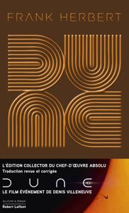 Dune - Tome 1 - édition collector (traduction revue et corrigée) Book Cover