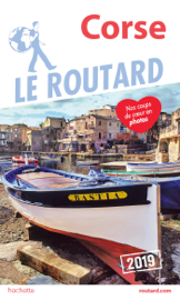 Guide du Routard Corse 2019