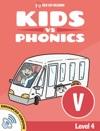 Learn Phonics V - Kids Vs Phonics