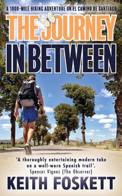 Keith Foskett - The Journey in Between book