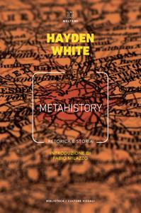 Metahistory Copertina del libro