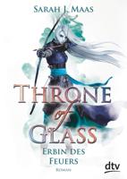 Sarah J. Maas - Throne of Glass 3 - Erbin des Feuers artwork