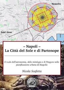 Napoli: la città del Sole e di Partenope di Nicola Scafetta Copertina del libro