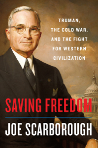 Saving Freedom Book Cover