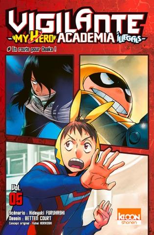 Vigilante - My Hero Academia Illegals T05 PDF Download