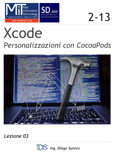 Xcode - Personalizzazioni con CocoaPods Libro Cover