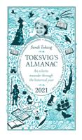 Sandi Toksvig - Toksvig's Almanac 2021 artwork