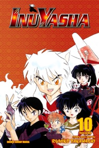 Inuyasha (VIZBIG Edition), Vol. 10 Book Cover