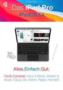 Das iPad Pro Buch-Cover