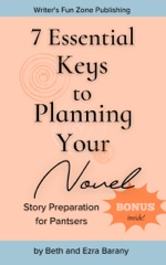7 Essential Keys to Planning Your Novel